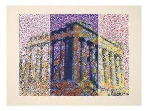 Tsiaras Parthenon