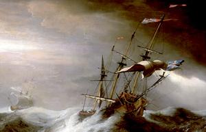 britain all at sea
